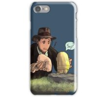 Indiana Jones' Surprise iPhone Case/Skin