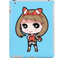 ORAS May Chibi iPad Case/Skin