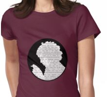 Bob Dylan - Highlands Womens Fitted T-Shirt