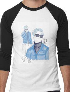This Look Men's Baseball ¾ T-Shirt