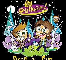 Odd Hunters by Denise Ferragamo