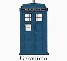 Geronimo! by Jeddiemarie