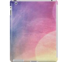 abstract colour iPad Case/Skin