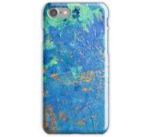 Blue Series 3 iPhone Case/Skin