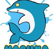 Free! Haru design by CutieFruity