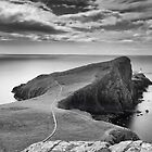 Long Exposure, Neist Point, Isle of Skye, Inner Hebrides, Scotland by Iain MacLean