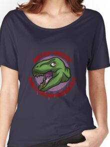 dino Women's Relaxed Fit T-Shirt