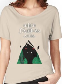 When Fandoms Collide Women's Relaxed Fit T-Shirt