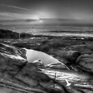 Rock pool by BigAndRed