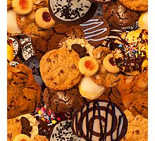 Cookie SweetTooth Photographic Print