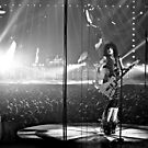 Paul Stanley of KiSS  by kailani carlson