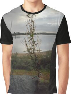 watery flower Graphic T-Shirt