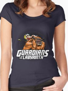 Guardians of the Labyrinth Women's Fitted Scoop T-Shirt