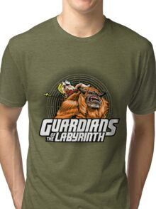 Guardians of the Labyrinth Tri-blend T-Shirt