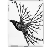 Decomposed Bird iPad Case/Skin