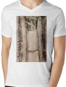 Fossil X Mens V-Neck T-Shirt