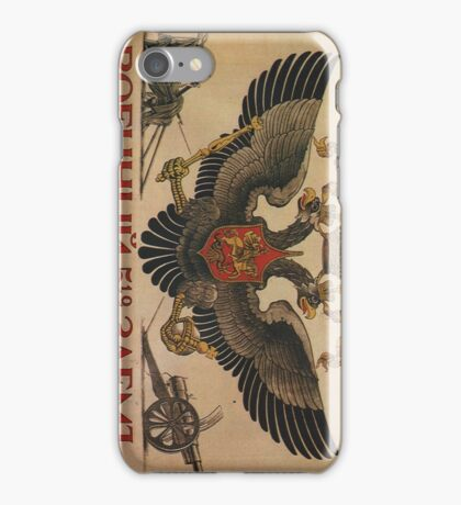 Russian Eagle iPhone Case/Skin