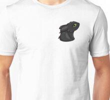Cute Chibi Toothless Unisex T-Shirt