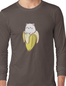 Bananya - Bananya (large) Long Sleeve T-Shirt