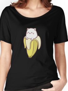 Bananya - Bananya (large) Women's Relaxed Fit T-Shirt