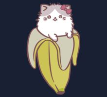 Bananya - Bananyako (large) One Piece - Long Sleeve