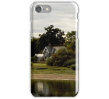 lonly house  iPhone Case/Skin