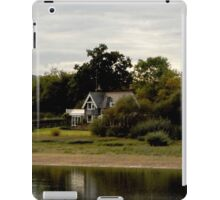 lonly house  iPad Case/Skin