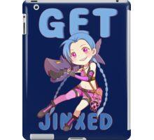 Get Jinxed iPad Case/Skin