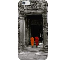 The Invisible Man iPhone Case/Skin