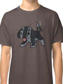 Nintendo Switch Controller Dog Classic T-Shirt