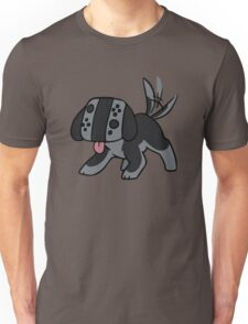 Nintendo Switch Controller Dog Unisex T-Shirt