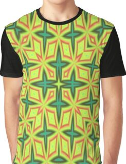 Modern abstract colorful pattern Graphic T-Shirt
