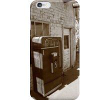 Route 66 - Rusty Coke Machine iPhone Case/Skin