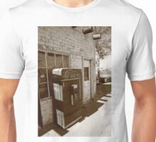 Route 66 - Rusty Coke Machine Unisex T-Shirt
