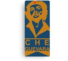 Gold Guevara Canvas Print