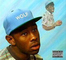 Tyler, the Creator Wolf Album Cover by CenteredGravity