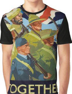 Vintage poster - Together Graphic T-Shirt