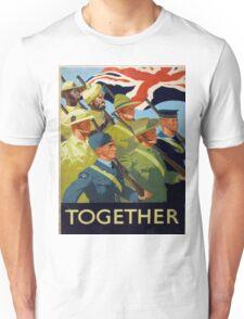 Vintage poster - Together Unisex T-Shirt