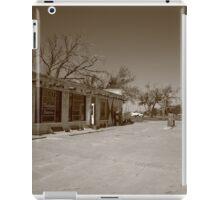 Route 66 - Bent Door Cafe iPad Case/Skin
