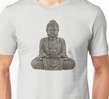 Buddha lines  Unisex T-Shirt