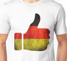 thumbs germany Unisex T-Shirt