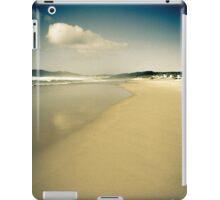 DESERTED-BEACH iPad Case/Skin