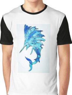 Electric sailfish Graphic T-Shirt