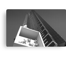 Eureka Tower - Looking Up. Canvas Print