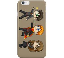 On the Patrol! iPhone Case/Skin