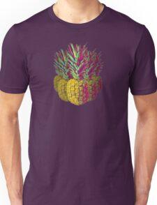 Multiple Pineapples Unisex T-Shirt