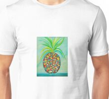 Salty pineapple Unisex T-Shirt