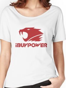 iBuyPower csgo team logo Women's Relaxed Fit T-Shirt