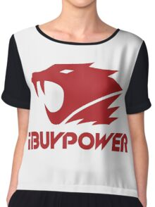 iBuyPower csgo team logo Chiffon Top