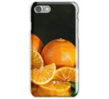 Orange Delight iPhone Case/Skin